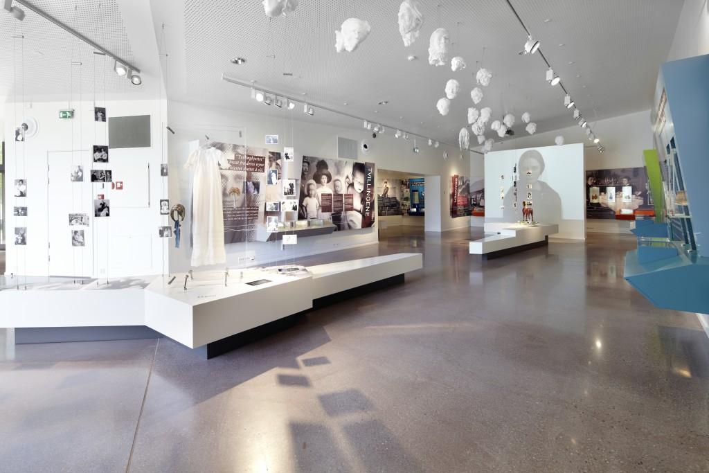 Design til utstilling – Veien Kulturminnepark